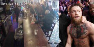 Conor McGregor punch victim slams UFC star Conor McGregor - McGregor