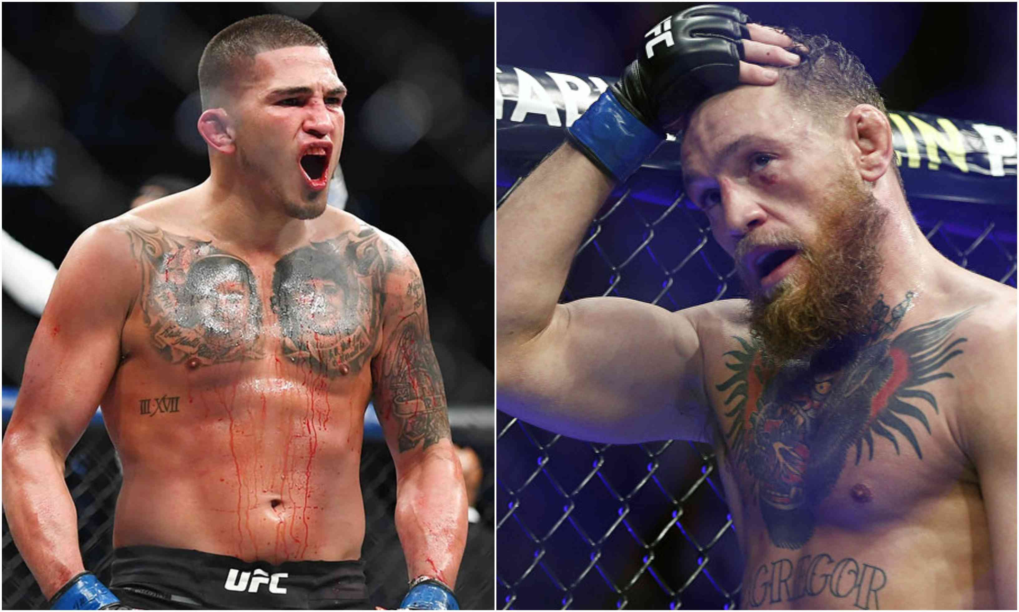Anthony Pettis was in discussions to fight Conor McGregor at UFC 244 - Pettis