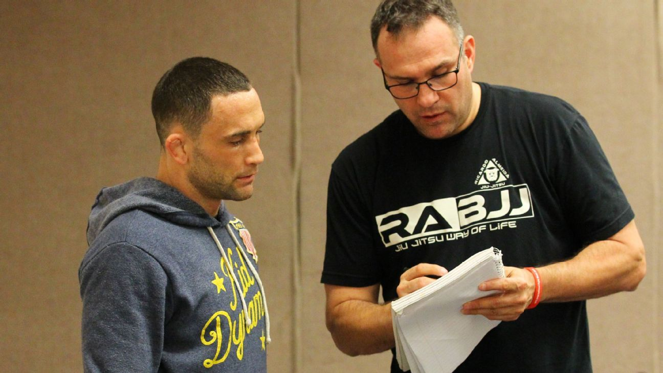 Frankie Edgar's coach says Conor McGregor turned down fight multiple times - Edgar