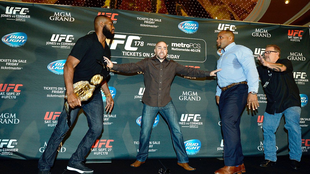 DC shoots down the chance of peace between him and Jon Jones! - Jones