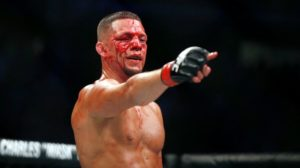 Nate Diaz says he wasn't waiting for a trilogy fight with Conor McGregor -