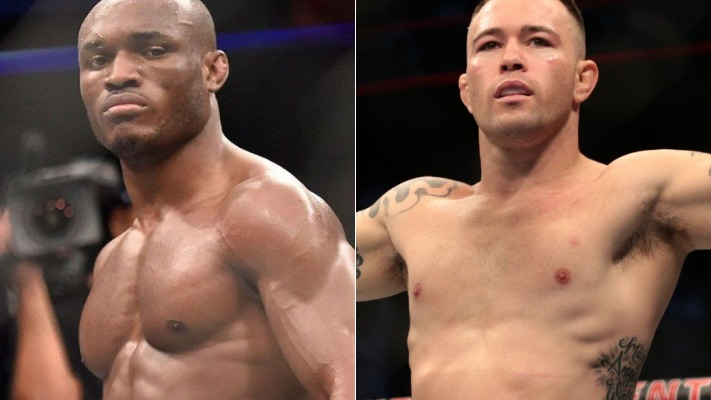 Dana White confirms Colby Covington is next in line for the Welterweight title - White