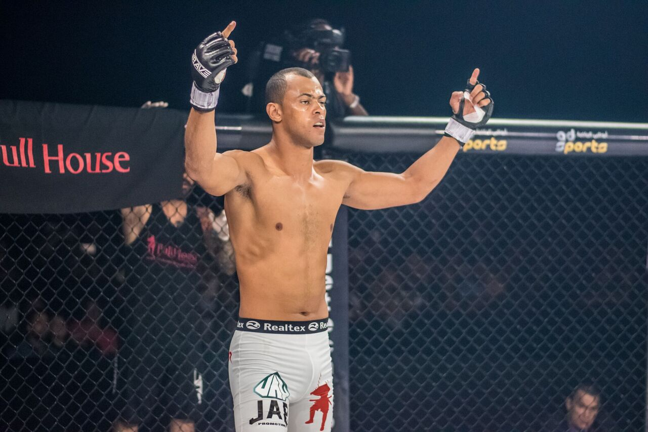 "From street fights to martial arts: meet BRAVE 25's ""The Predator"" -"