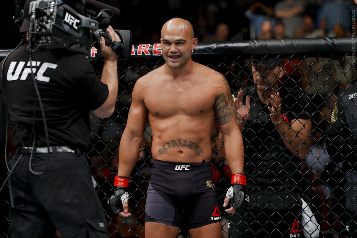 Robbie Lawler clears the air on split with ATT - Lawler