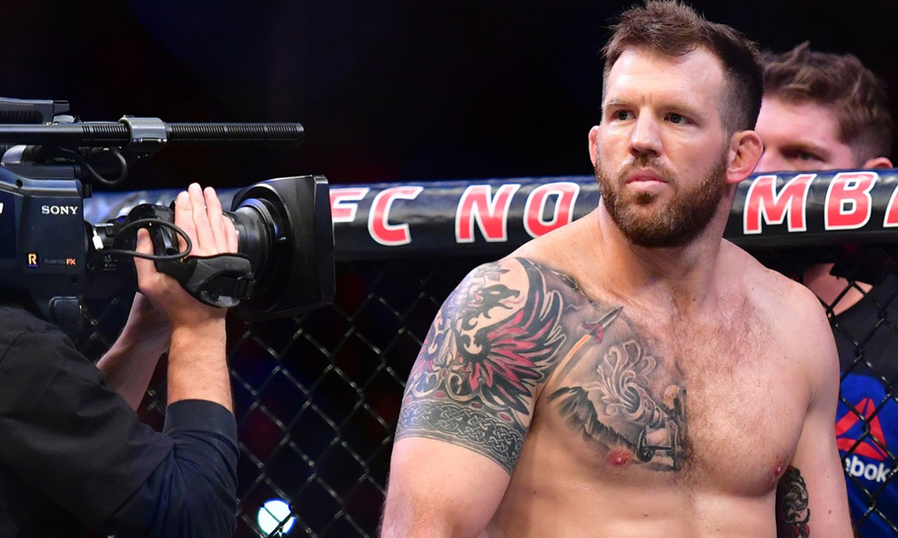 Scott Coker claims Bellator double champ Ryan Bader is the best HW in the planet! - Ryan Bader