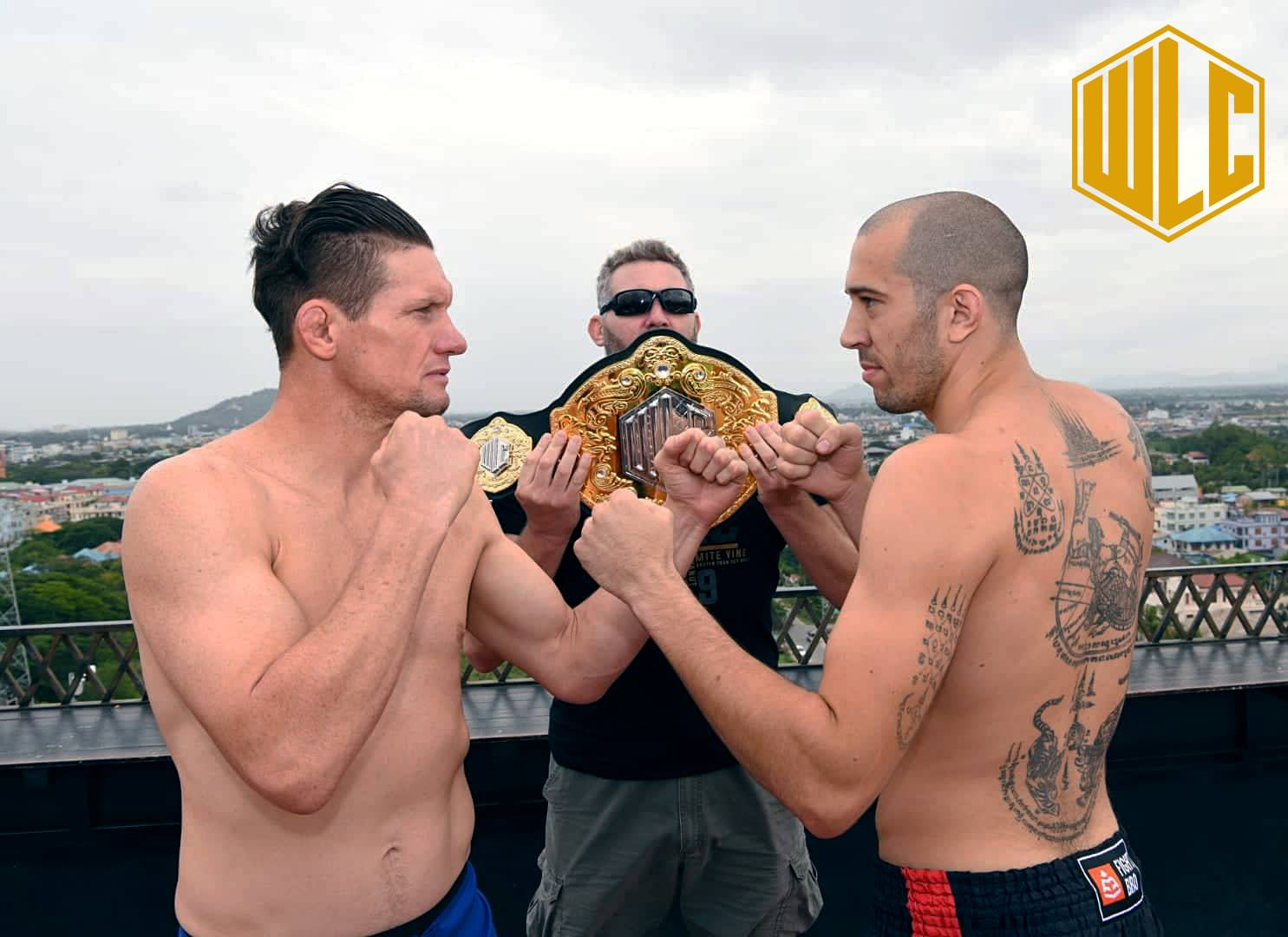 Seth Baczynski vs. Dave Leduc Official - WLC Weigh-In Results - UFC Fight Pass -