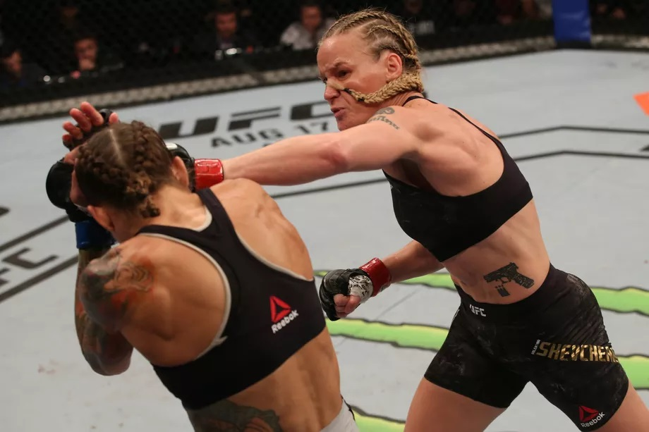 UFC Fight Night 156 Results - Valentina Shevchenko Retains Title in a Lopsided 5 Round Fight -