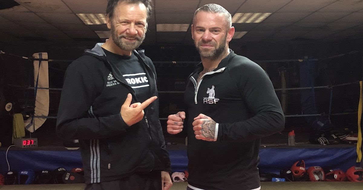 Former two-division WKN World Full Contact Champion Gary Hamilton is back in the ring -