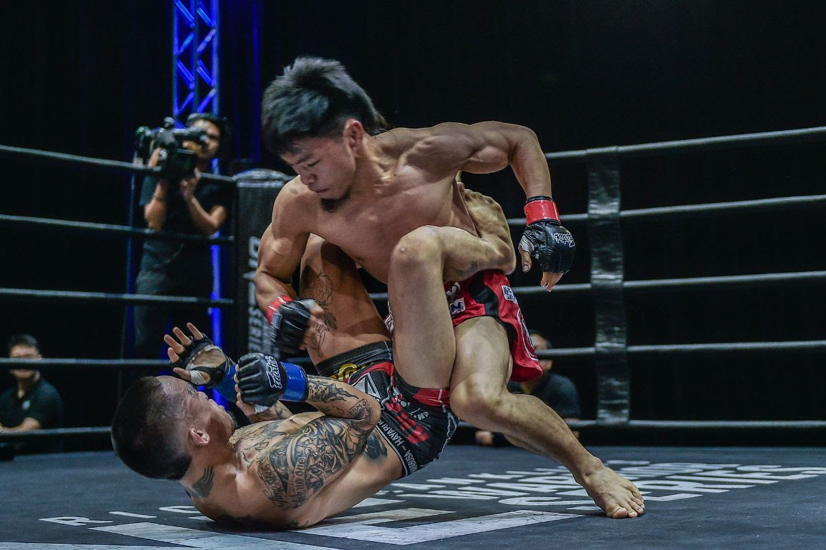 LITO ADIWANG OF TEAM LAKAY EARNS SIX-FIGURE ONE CHAMPIONSHIP CONTRACT AT ONE WARRIOR SERIES 7 -
