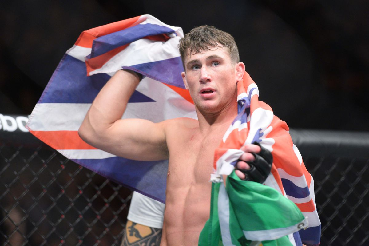 Darren Till open to fighting at any weight: I'm not scared of any man! - Till
