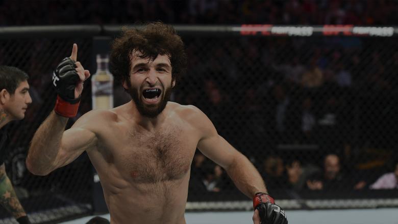 Zabit Magomedsharipov vs Calvin Katter set for UFC Boston - Brett Okamoto