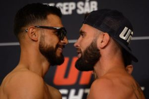 UFC: Watch: Hotel altercation between Jeremy Stephens and Yair Rodriguez - Rodriguez