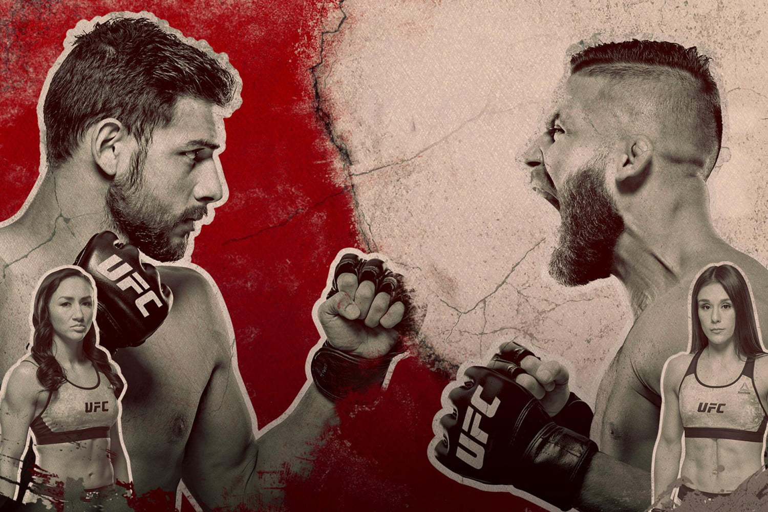 UFC Fight Night 159 'Rodriguez vs. Stephens' - Play by Play Updates & LIVE Results -