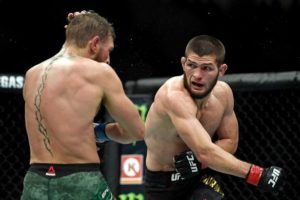 Khabib to GSP: Come to lightweight to fight me - Khabib