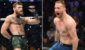 Justin Gaethje gets personal with Conor McGregor after he asks for Khabib rematch - Gaethje
