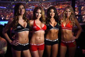 UFC: Australian politicians not sold on the idea of Octagon girls at UFC 243! - UFC 243