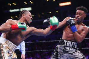 Twitter reacts to Errol Spence Jr's victory over Shawn Porter - Spence