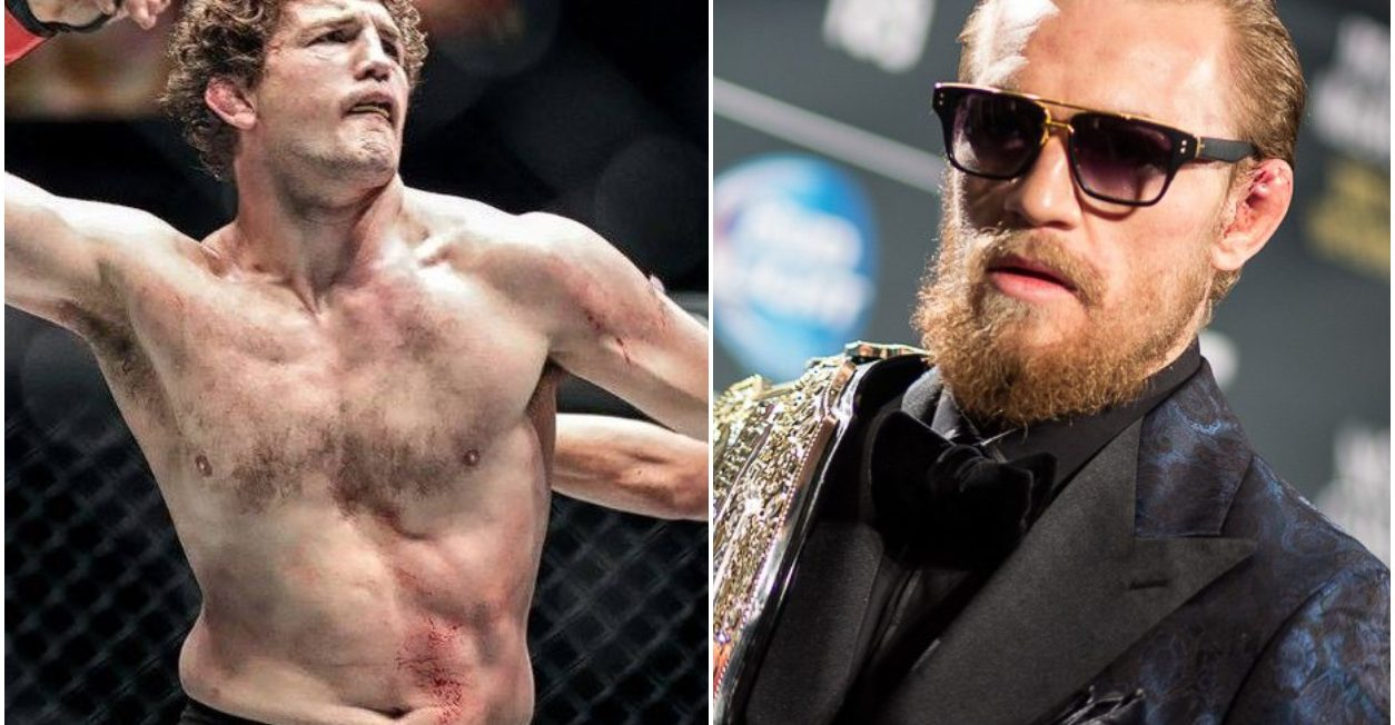 UFC: Ben Askren continues to go after Conor McGregor on social media! - Askren