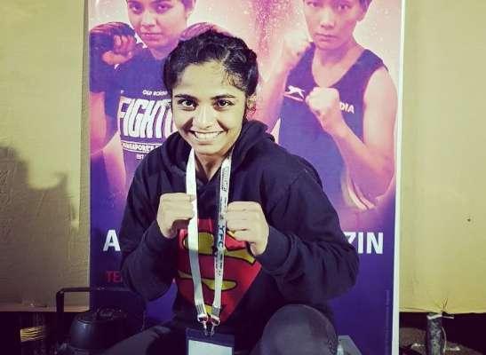 Friday Fighter of the Week: Akshata Khadtare -