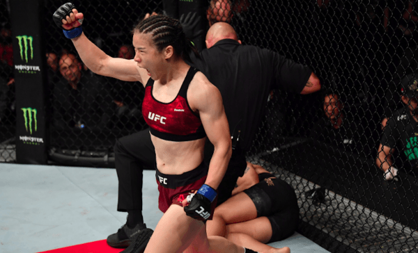 Weili Zhang wants her cornermen's visa issues sorted before USA title defence - Weili