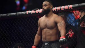 UFC: Tyron Woodley: My spirit left my body in the Kamaru Usman fight - Woodley