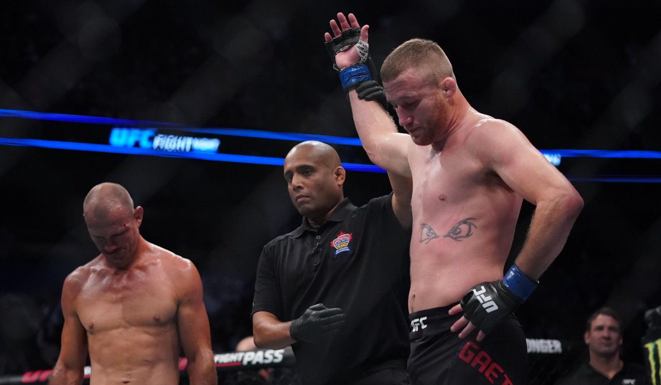 Twitter reacts to Justin Gaethje's KO win over Donald Cerrone - Justin
