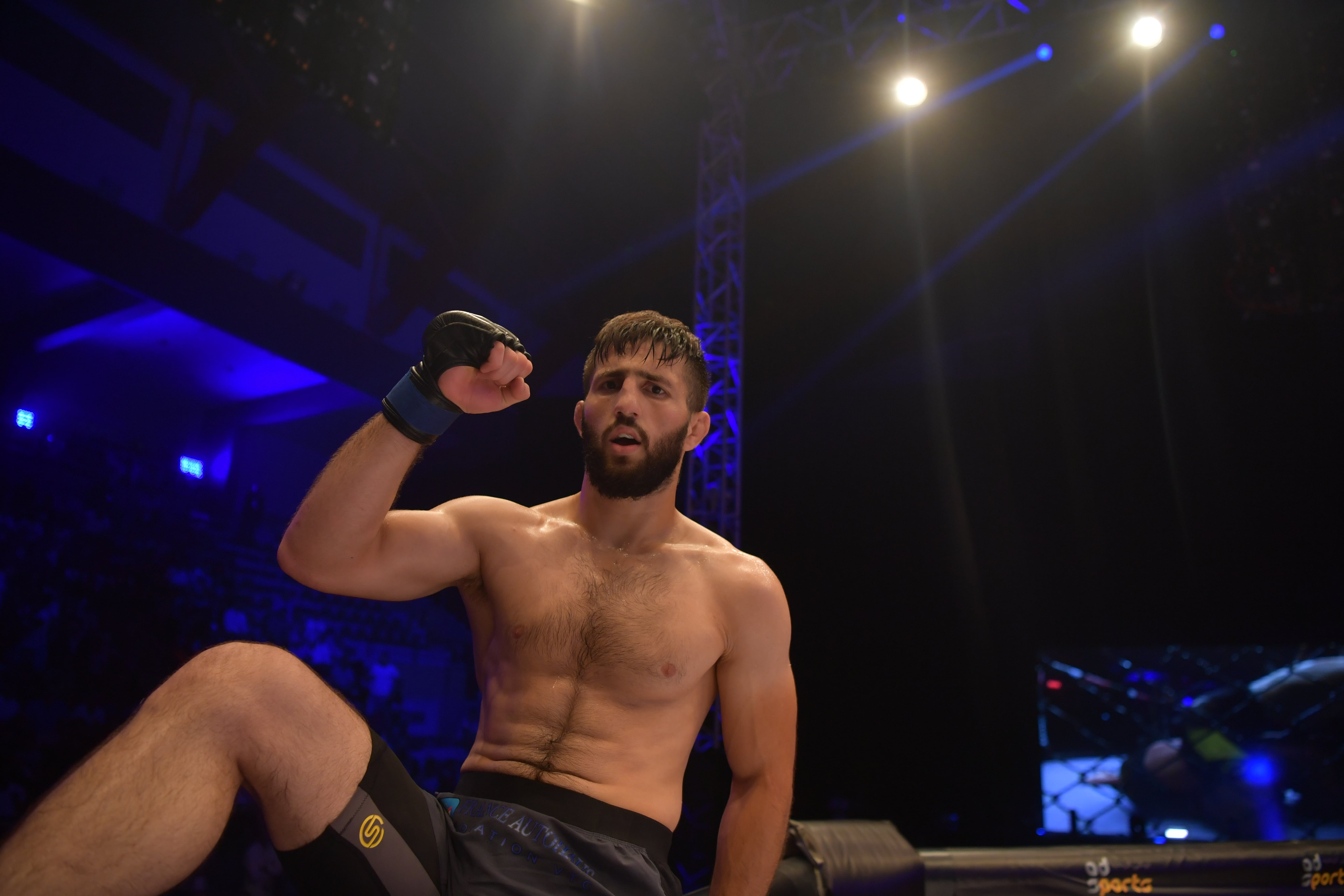 World champion Abdouraguimov promises to erase all doubts at BRAVE CF 27 -