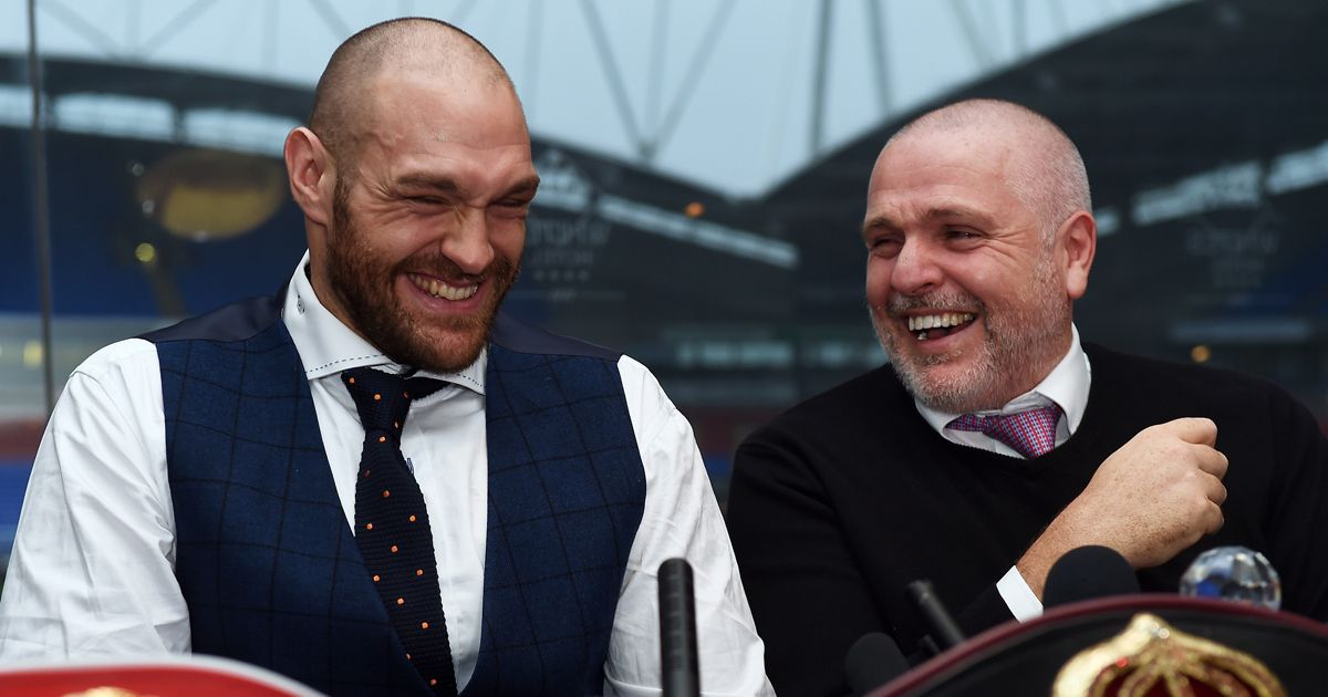 Tyson Fury's father furious over son's performance against Otto Wallin - Fury