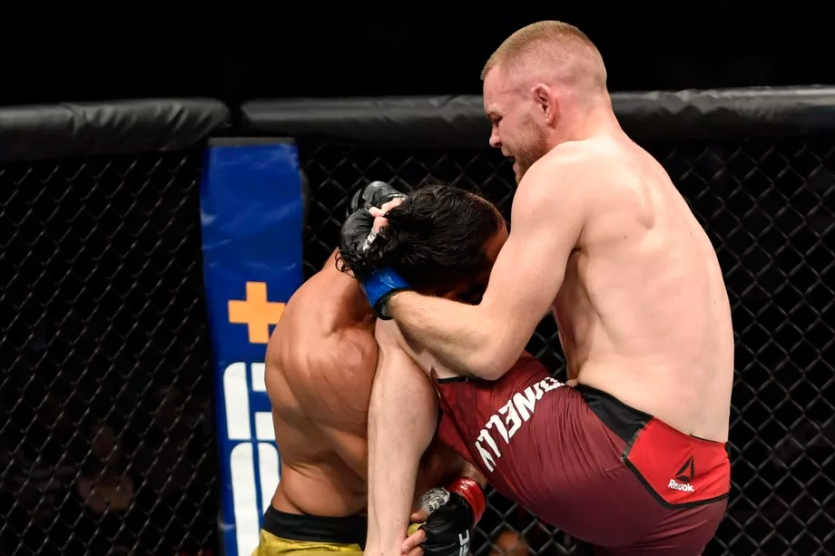 UFC Fight Night 158 'Cerrone vs Gaethje' - Play by Play Updates & LIVE Results -