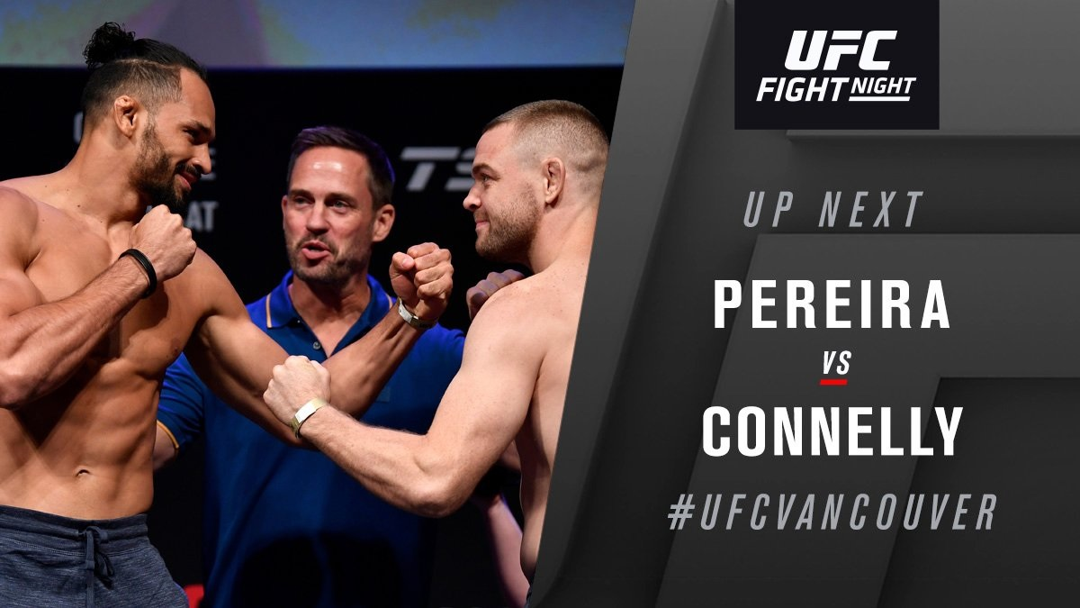 UFC Fight Night 158 Results - Tristan Connelly Surprises in His UFC Debut, Upsets a Heavy Favourite Michel Pereira -