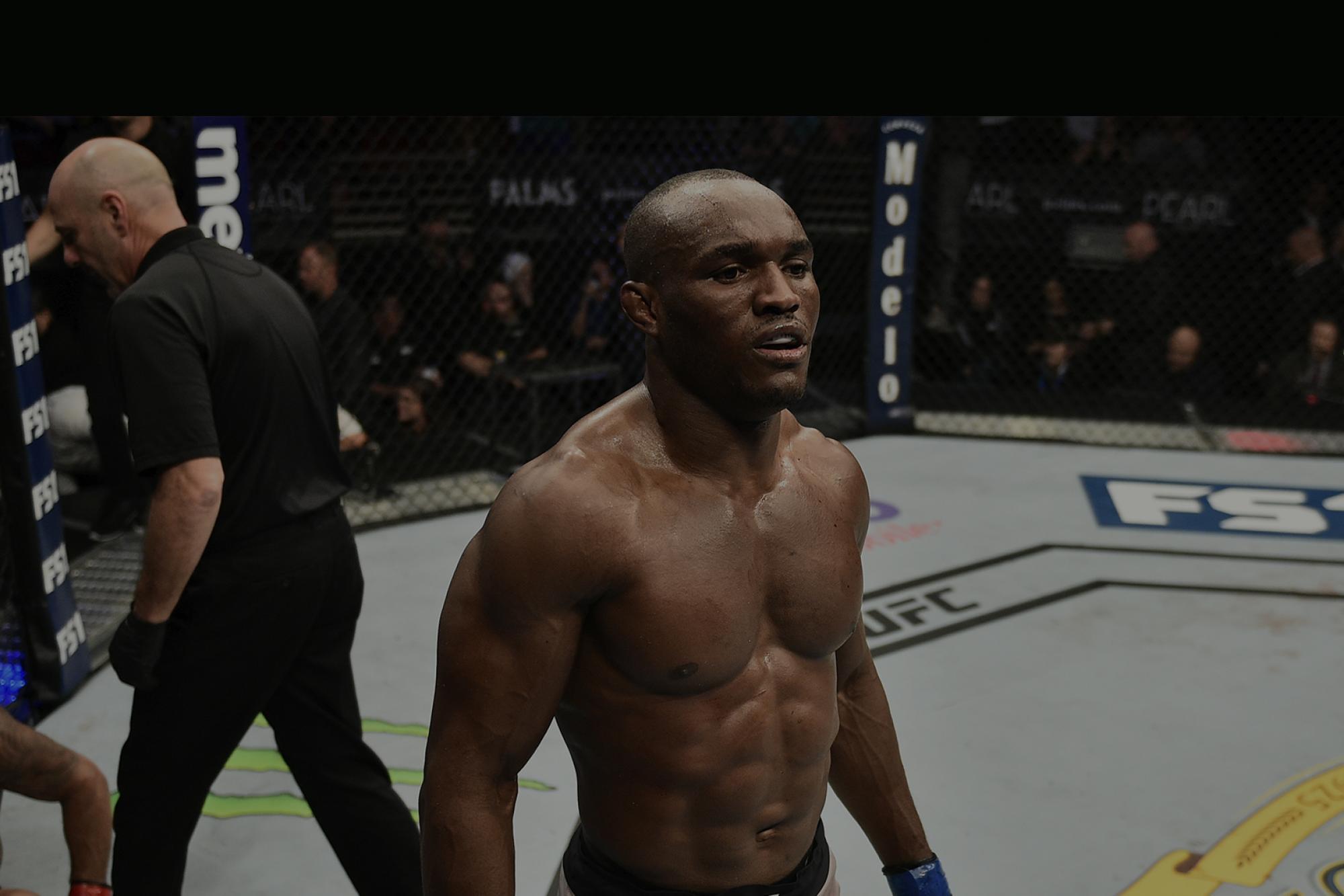 Kamaru Usman fires back at critics of his inactivity as Champion! - Kamaru Usman