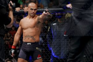 Robbie Lawler vs Santiago Ponzinibbio in works for UFC 245 - Robbie Lawler