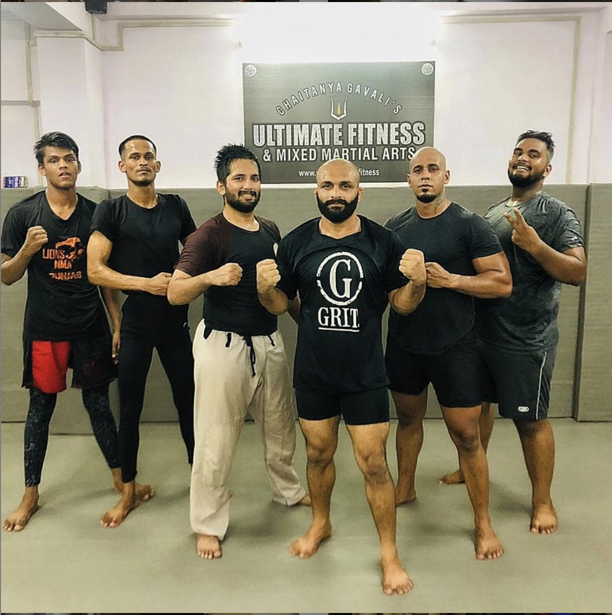 Friday Fighter of the Week : Chaitanya Gavali - IndianMMA