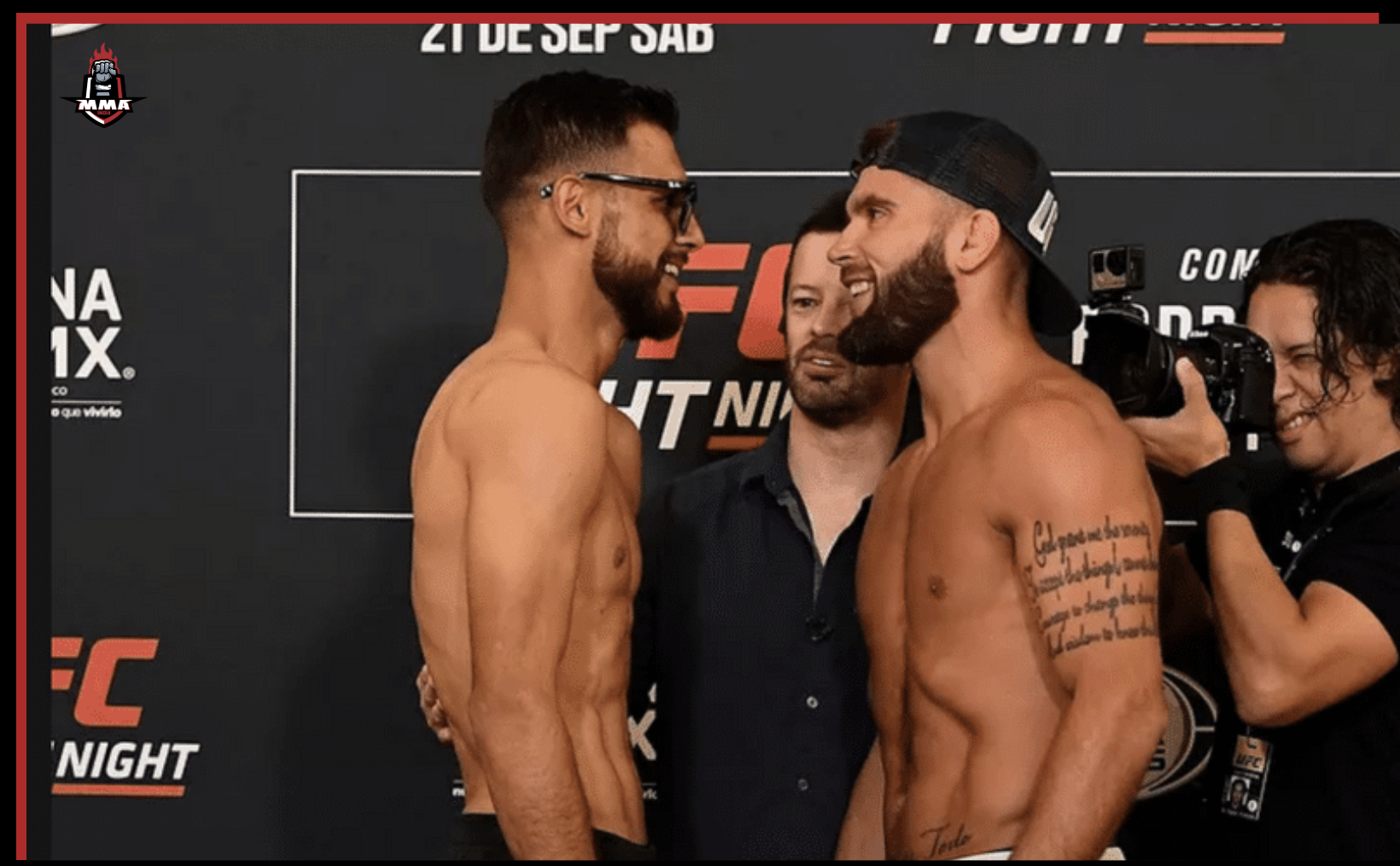 Who wins this Main Event at UFC Mexico? -