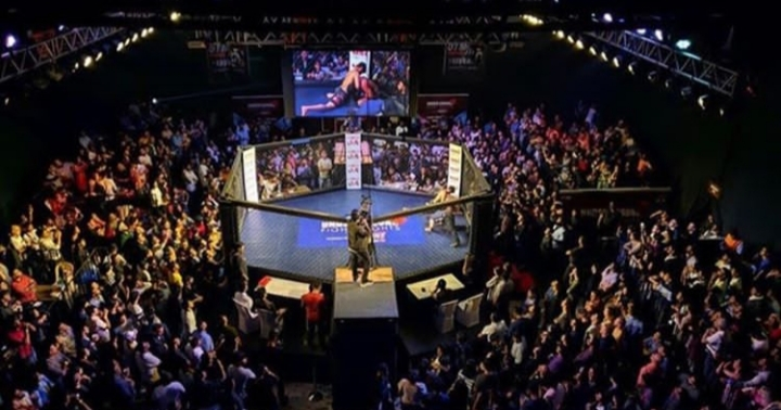 Underground Fight Nights 4 Results - IndianMMA