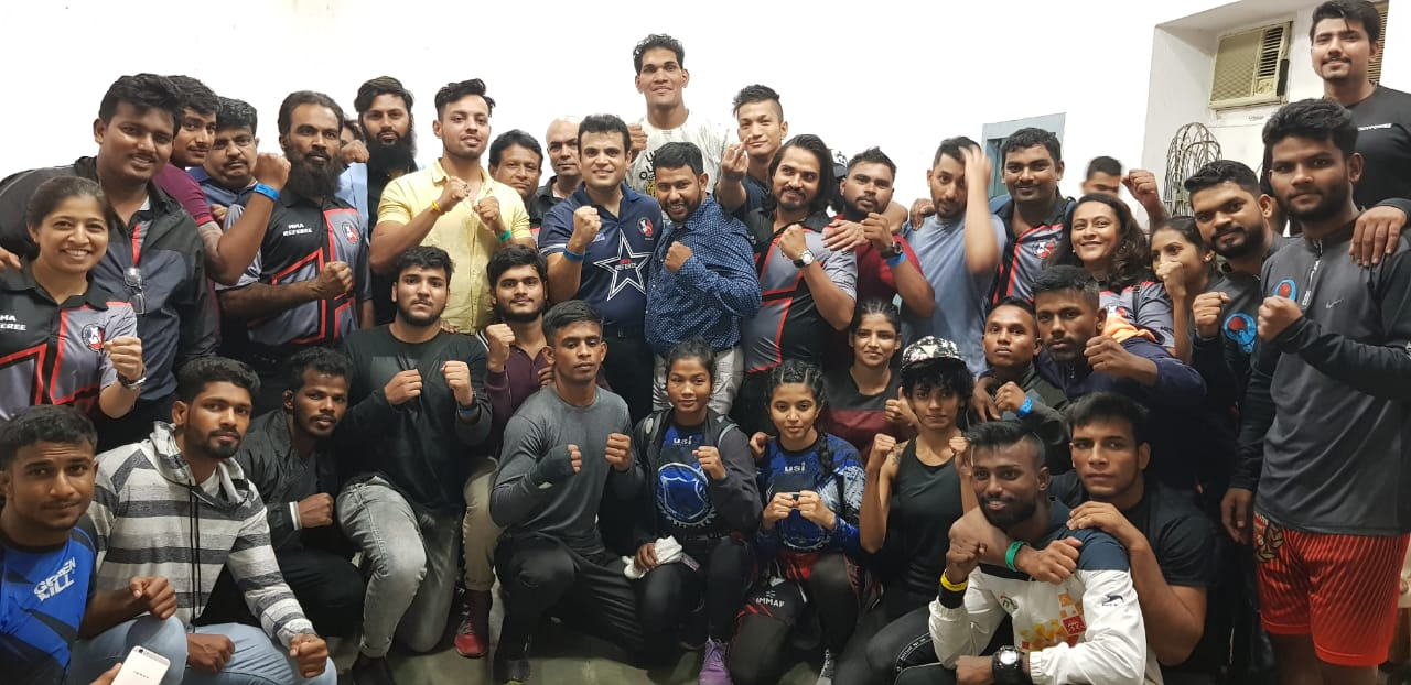 Underground Fight Nights 4 Results - IndianMMA
