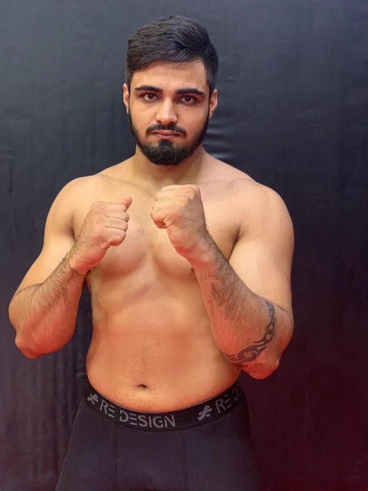 Friday Fighter of the Week: Sahil Dahiya -