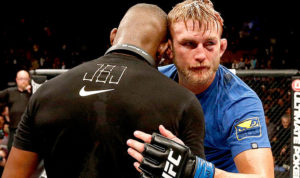 Alexander Gustafsson clarifies his stance on the potential Luke Rockhold fight - Gustafsson