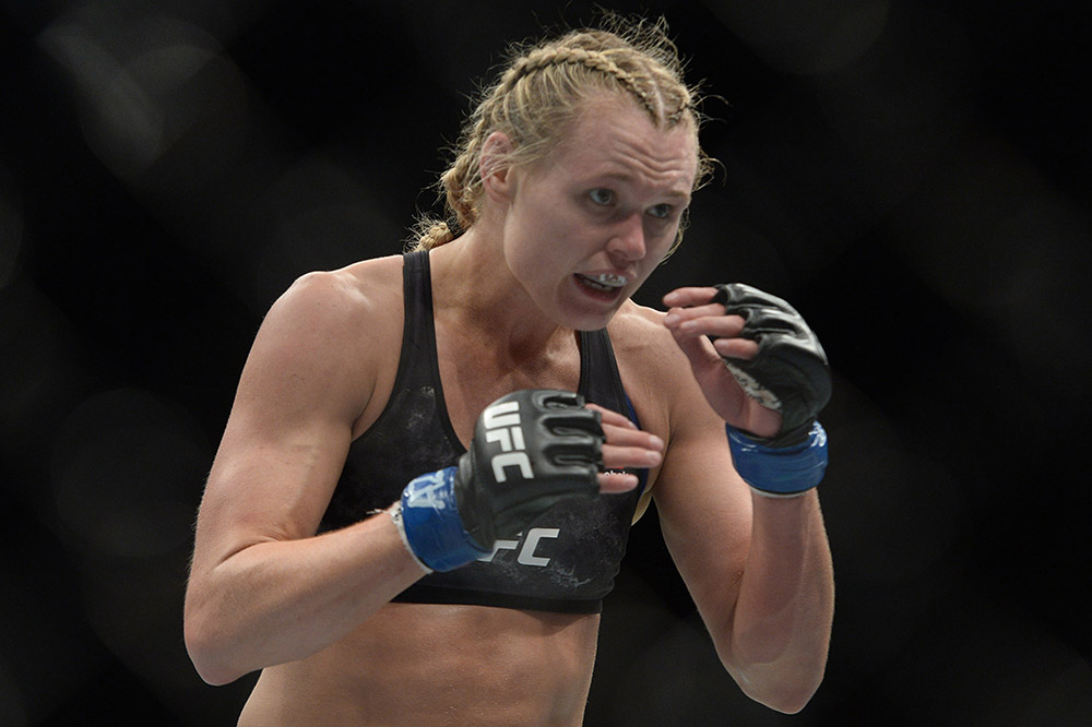 Andrea Lee believes she can defeat Valentina Shevchenko - lee