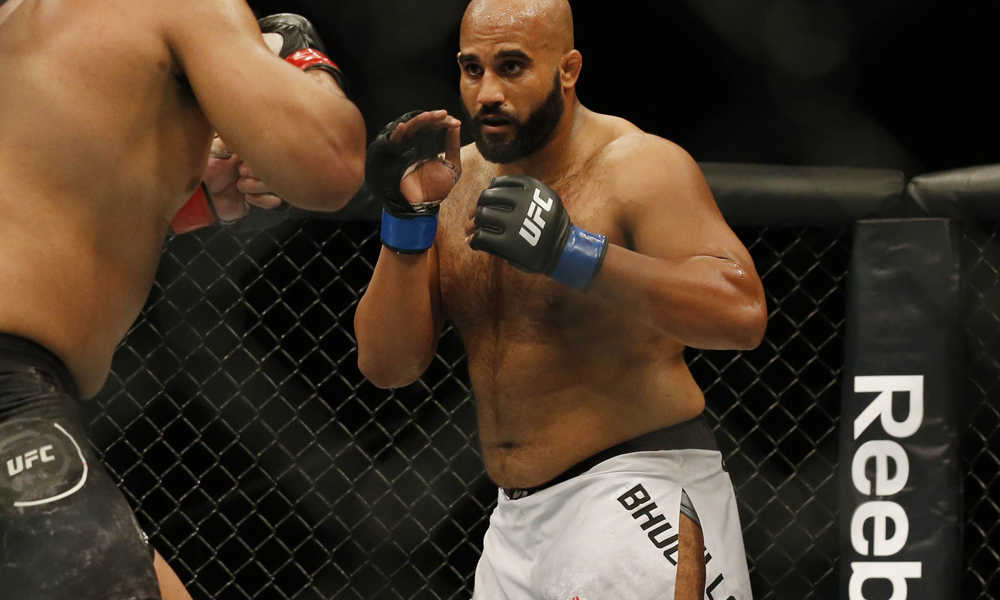 Arjan Bhullar to make his ONE Championship debut against Mauro Cerilli on October 13 - Arjan
