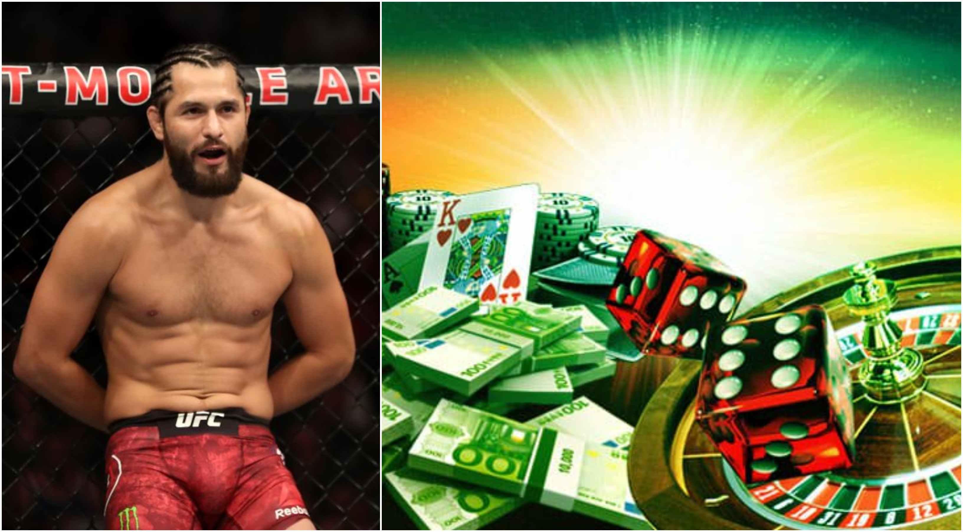 MMA fan in Las Vegas bets ₹21 Lakhs on Jorge Masvidal to defeat Nate Diaz - Masvidal
