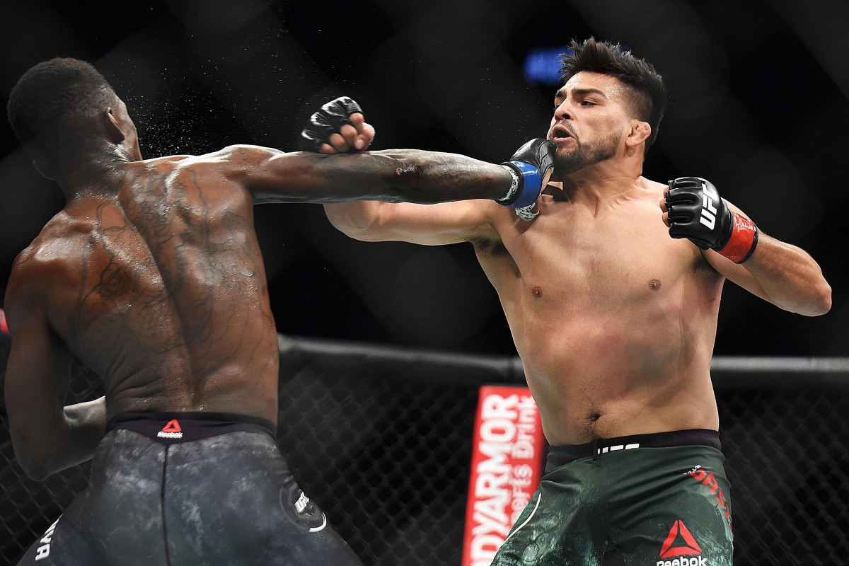 Kelvin Gastelum reveals he was hesitant to fight Darren Till at UFC 244 - Kelvin