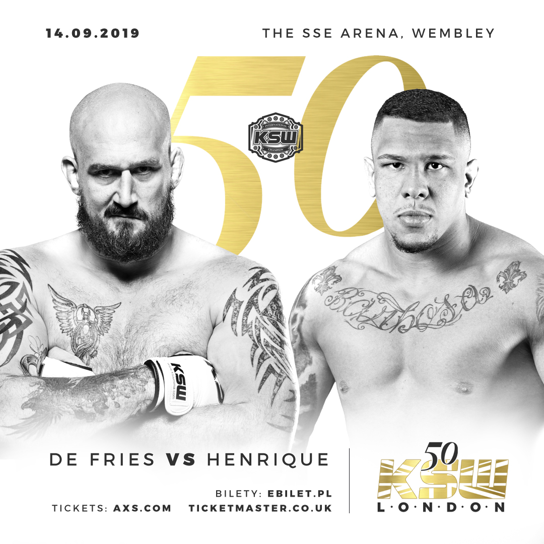 KSW 50 Final Fight Card + Weigh-In Results - mma
