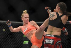 Holly Holm out of UFC 243 fight against Raquel Pennington - Holm