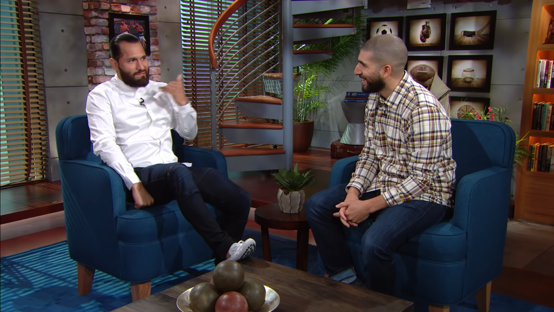 Recapping Jorge Masvidal's sit down interview with Ariel Helwani - Jorge