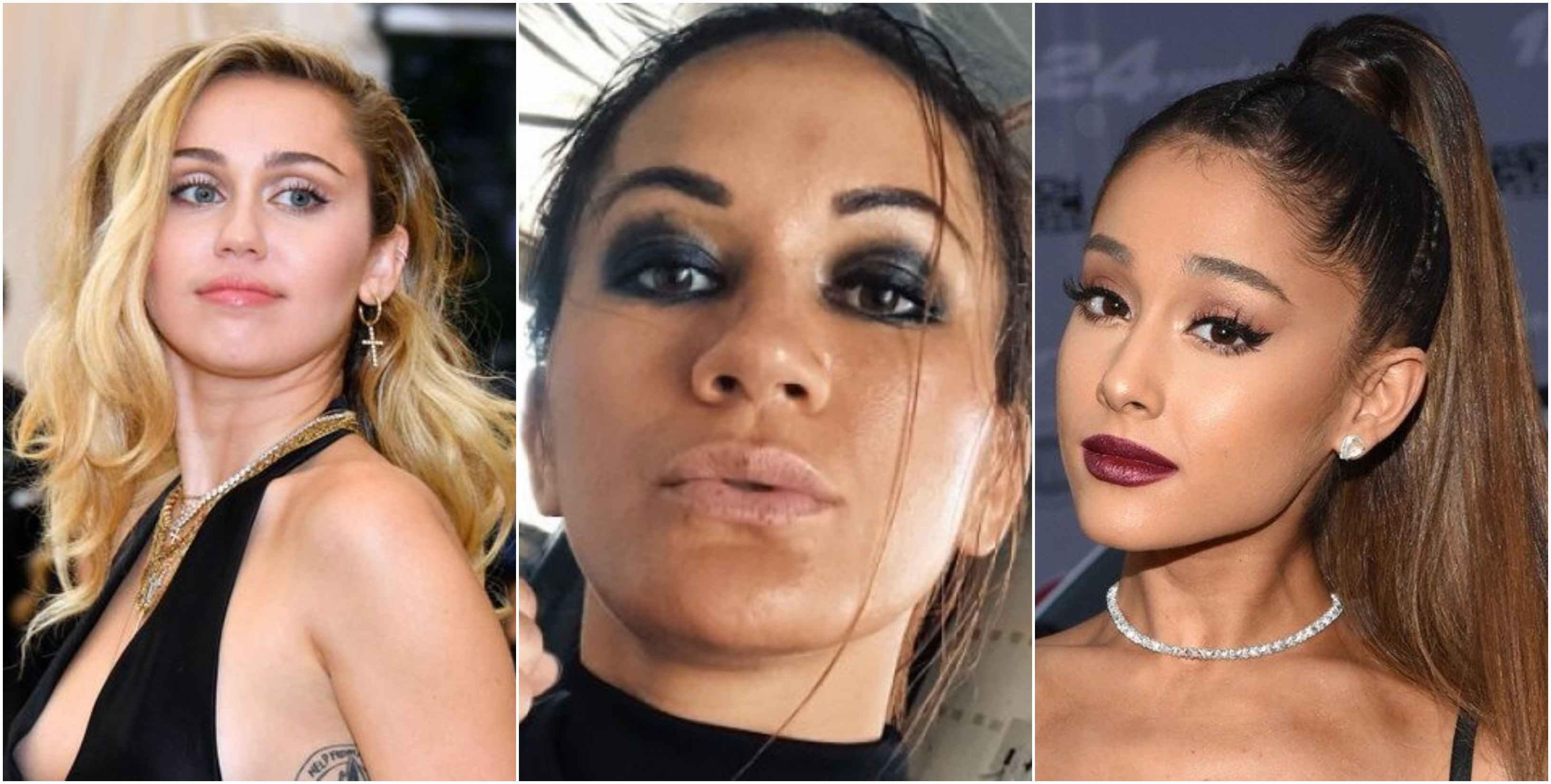 VIDEO: Bellator champ Ilima Lei Macfarlane in a music video with Ariana Grande, Miley Cyrus and Lana del Rey - Ilima
