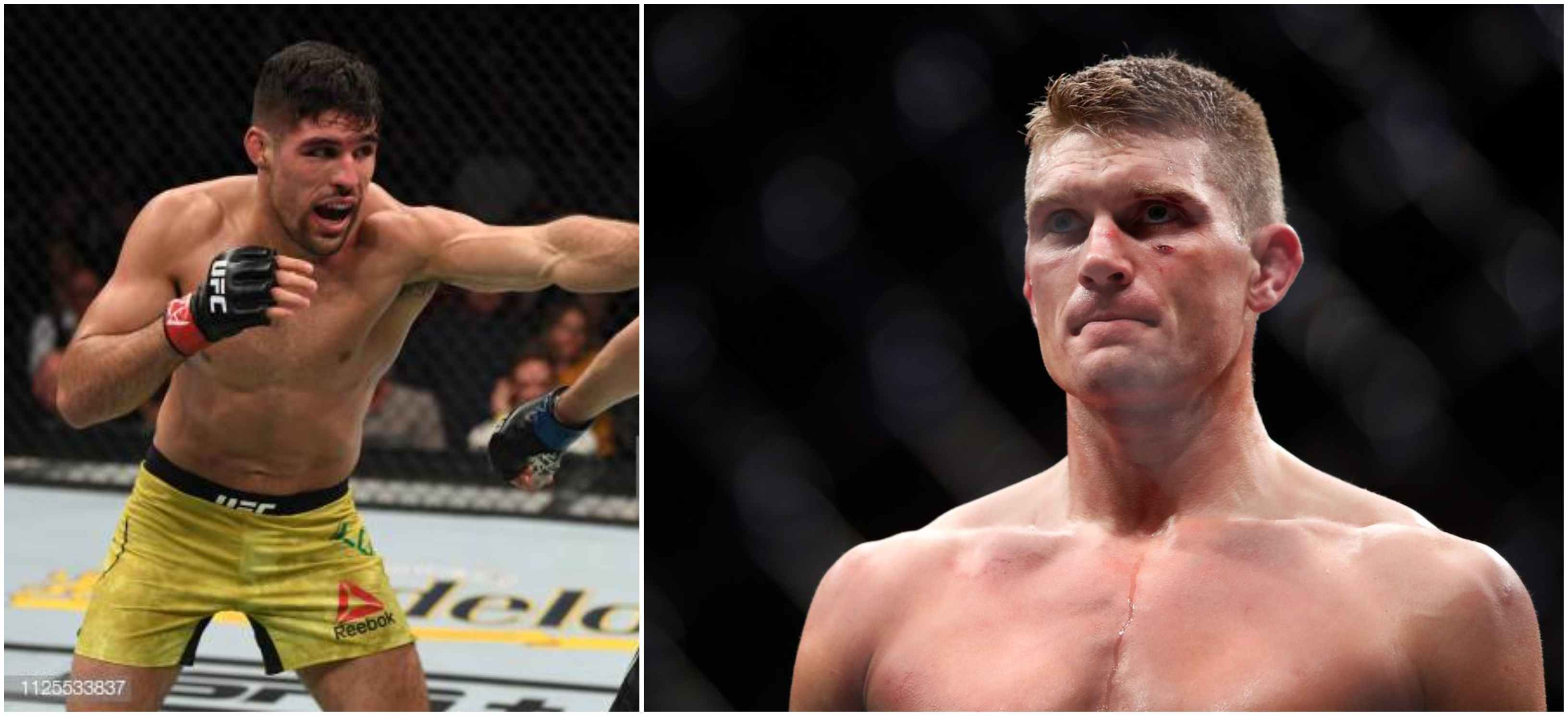 Stephen Wonderboy Thompson takes on Vicente Luque at UFC 244 - Stephen