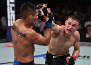 Max Holloway rumoured to defend belt against Alex Volkanovski at UFC 245 - Holloway