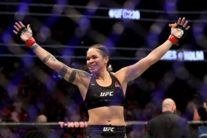 News site mistakenly refers to Amanda Nunes as 'transgendered' and apologises after - Amanda Nunes