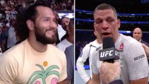 UFC announces Nate Diaz vs Jorge Masvidal for World's Baddest Motherf***er title at MSG! - Nate Diaz